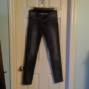 Kut from the Kloth Skinny Gray Jeans - Sz 4
